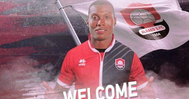 Ezequiel Palomeque, de Chile a Arabia Saudita: fue oficializado como nuevo jugador del Al-Raed