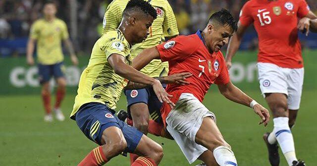 ¡Confirmado! Chile oficializó que jugará un partido preparatorio frente a la Selección Colombia
