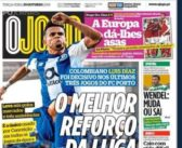 Luis Díaz y una tremenda flor: es el mejor refuerzo de la Liga de Portugal