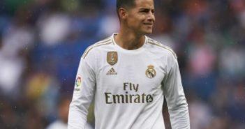 Real Madrid informó sobre la lesión de James Rodríguez: esguince del ligamento interior de la rodilla